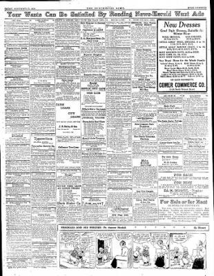 The Hutchinson News from Hutchinson, Kansas on November 21, 1924 · Page 13