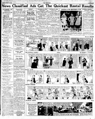 The Paris News from Paris, Texas on July 22, 1934 · Page 11