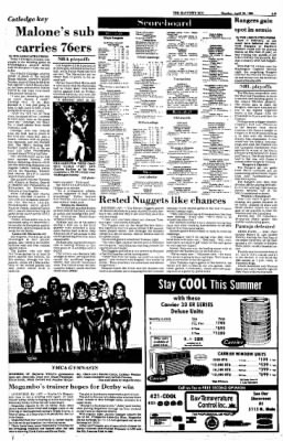 The Baytown Sun from Baytown, Texas on April 28, 1986 · Page 13
