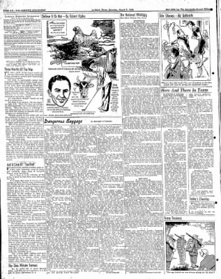 Lubbock Morning Avalanche from Lubbock, Texas on March 7, 1942 · Page 3