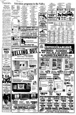 Arizona Republic from Phoenix, Arizona on August 15, 1970 · Page 70