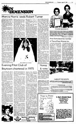 The Baytown Sun from Baytown, Texas on August 27, 1987 · Page 7