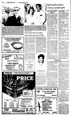 The Baytown Sun from Baytown, Texas on August 27, 1987 · Page 8