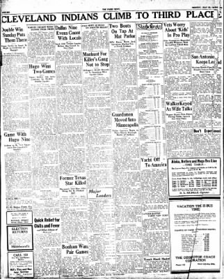 The Paris News from Paris, Texas on July 23, 1934 · Page 6