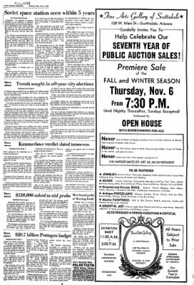 Arizona Republic from Phoenix, Arizona on November 5, 1969 · Page 11