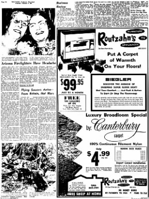 The News from Frederick, Maryland on September 6, 1967 · Page 10