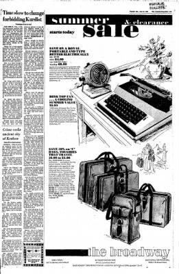 Arizona Republic from Phoenix, Arizona on June 30, 1973 · Page 48