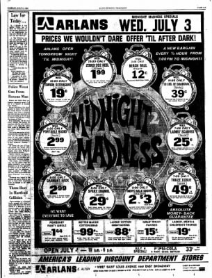Alton Evening Telegraph from Alton, Illinois on July 2, 1968 · Page 9