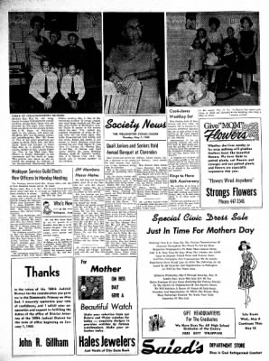 The Wellington Leader from Wellington, Texas on May 7, 1964 · Page 6