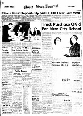 Clovis News-Journal from Clovis, New Mexico on May 12, 1965 · Page 6