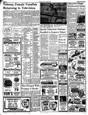 Alton Evening Telegraph from Alton, Illinois on July 2, 1968 · Page 18