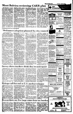 The Baytown Sun from Baytown, Texas on April 29, 1986 · Page 15