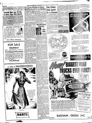 The Daily Register from Harrisburg, Illinois on January 28, 1948 · Page 6