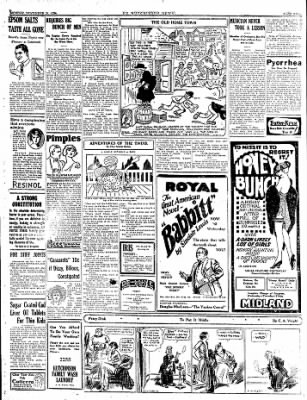 The Hutchinson News from Hutchinson, Kansas on November 24, 1924 · Page 5