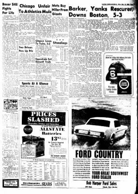 Clovis News-Journal from Clovis, New Mexico on May 12, 1965 · Page 13