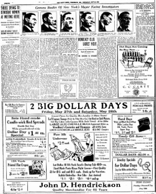 The News from Frederick, Maryland on May 26, 1932 · Page 12