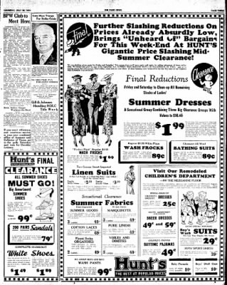 The Paris News from Paris, Texas on July 26, 1934 · Page 3