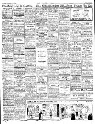 The Hutchinson News from Hutchinson, Kansas on November 24, 1924 · Page 11