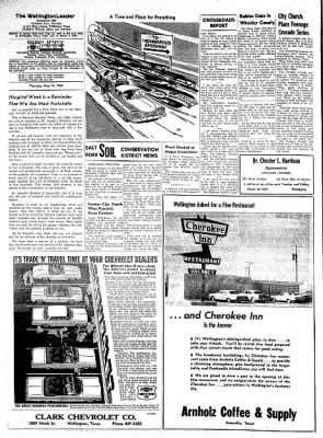 The Wellington Leader from Wellington, Texas on May 14, 1964 · Page 10