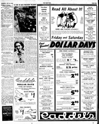 The Paris News from Paris, Texas on July 26, 1934 · Page 5