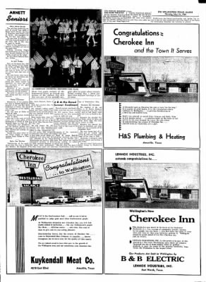 The Wellington Leader from Wellington, Texas on May 14, 1964 · Page 11