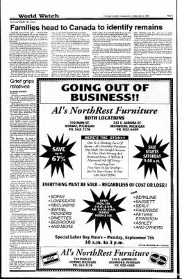 Ironwood Daily Globe from Ironwood, Michigan on September 4, 1998 · Page 4