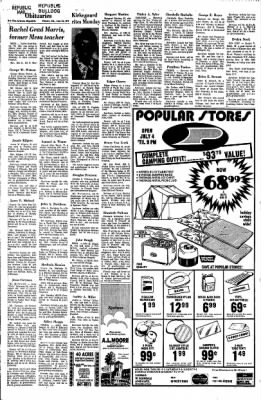Arizona Republic from Phoenix, Arizona on June 30, 1973 · Page 69