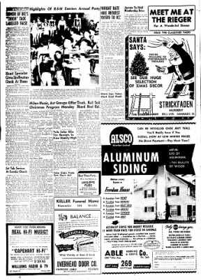 The Sandusky Register from Sandusky, Ohio on December 17, 1955 · Page 16