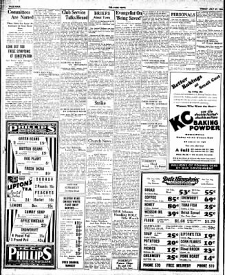 The Paris News from Paris, Texas on July 27, 1934 · Page 4