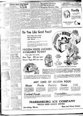 The Daily Register from Harrisburg, Illinois on January 31, 1948 · Page 3
