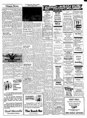 The Wellington Leader from Wellington, Texas on May 21, 1964 · Page 5