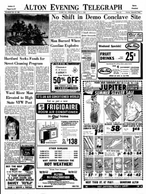Alton Evening Telegraph from Alton, Illinois on July 3, 1968 · Page 13