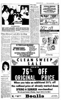 The Baytown Sun from Baytown, Texas on August 30, 1987 · Page 7
