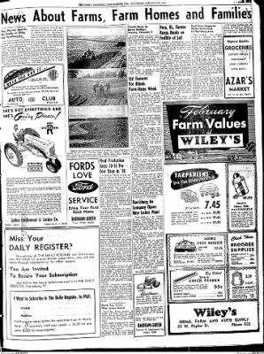 The Daily Register from Harrisburg, Illinois on January 31, 1948 · Page 5