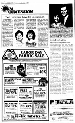 The Baytown Sun from Baytown, Texas on August 30, 1987 · Page 10