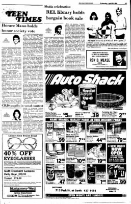 The Baytown Sun from Baytown, Texas on April 30, 1986 · Page 26