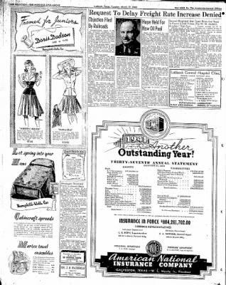 Lubbock Morning Avalanche from Lubbock, Texas on March 17, 1942 · Page 8