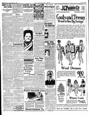 The Hutchinson News from Hutchinson, Kansas on November 26, 1924 · Page 5
