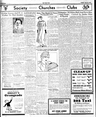 The Paris News from Paris, Texas on July 29, 1934 · Page 4