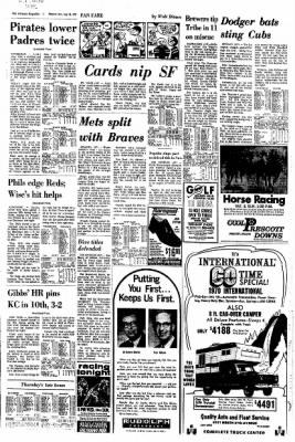 Arizona Republic from Phoenix, Arizona on August 15, 1970 · Page 109