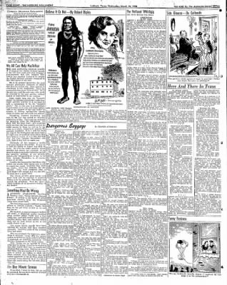 Lubbock Morning Avalanche from Lubbock, Texas on March 18, 1942 · Page 4