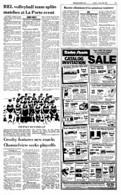 The Baytown Sun from Baytown, Texas on August 30, 1987 · Page 17