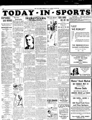 The News from Frederick, Maryland on May 28, 1932 · Page 6