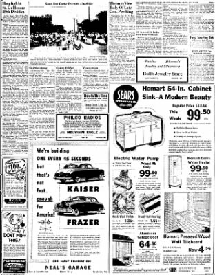The News from Frederick, Maryland on July 19, 1948 · Page 2