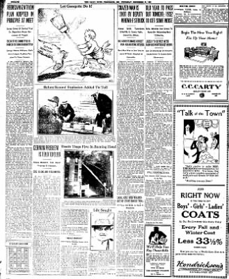 The News from Frederick, Maryland on December 31, 1931 · Page 12