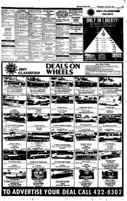The Baytown Sun from Baytown, Texas on April 30, 1986 · Page 34