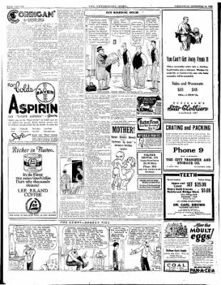 The Hutchinson News from Hutchinson, Kansas on November 26, 1924 · Page 12