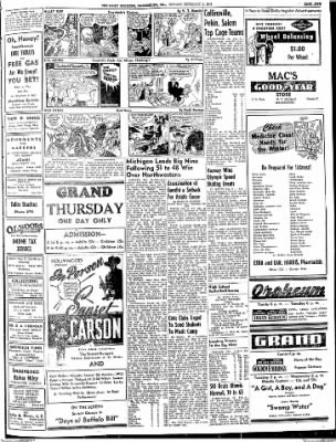 The Daily Register from Harrisburg, Illinois on February 2, 1948 · Page 7