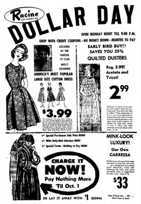 The Racine Journal-Times Sunday Bulletin from Racine, Wisconsin on August 2, 1959 · Page 43