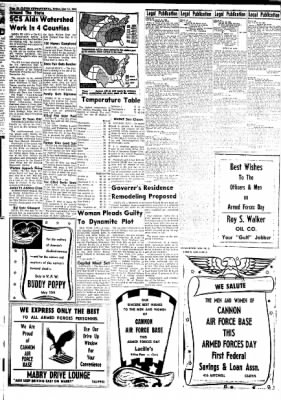 Clovis News-Journal from Clovis, New Mexico on May 14, 1965 · Page 16